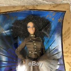 Hard Rock Cafe 2007 Poupée Barbie Or Étiquette Guitare Exclusive Pin