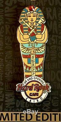 Hard Rock Cafe 2018 Grand Inauguration Du Personnel Du Caire