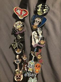 Hard Rock Cafe 65+ Assortiment De Collection De Broches Lot
