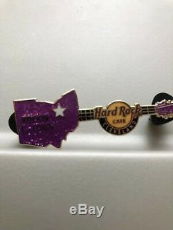 Hard Rock Cafe 6 Épingles Midwest Puzzle Set Chicago Saint Louis Indy Detroit Cleveland