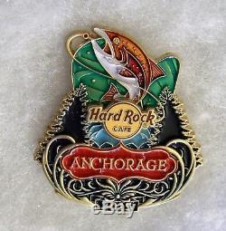 Hard Rock Cafe Anchorage, Édition Limitée, Série Originale, Série City Icon # 84679