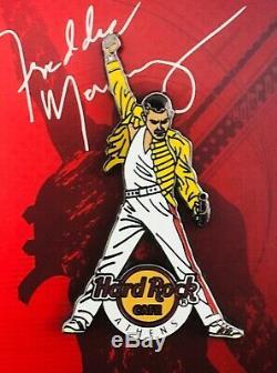 Hard Rock Cafe Athènes Freddie Mercury 2015 Édition Limitée