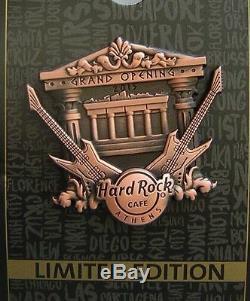 Hard Rock Cafe Athens Grande Ouverture G. O. Pin