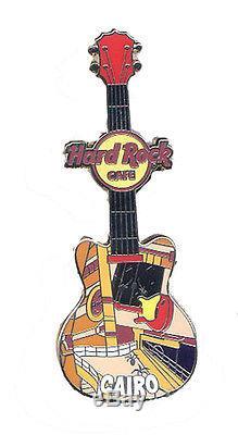 Hard Rock Cafe Cairo Façade Guitare Série Fermé