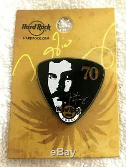 Hard Rock Cafe Dubaï 2016 Freddie Mercury 70e Anniversaire De Sélection De Guitare Pin Le 200