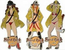 Hard Rock Cafe En Ligne 2008 Sexy Firefighter Girls Code Pin 3 Babes Hot Fire 50