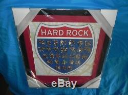 Hard Rock Cafe En Ligne Interstate Sexy Girl Série Cadre Pin Set 2015 Rare Le 15