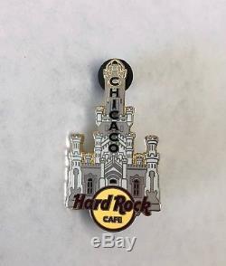 Hard Rock Cafe Épingle À Eau De Chicago Rare Misspelled Chicaco Edition 2007
