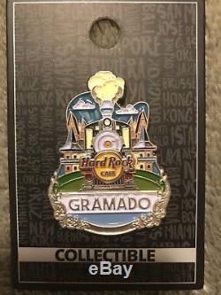 Hard Rock Café Gramado Pin Core City Icon Série