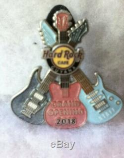 Hard Rock Café Guyane Ouverture Officielle Pin Personnel