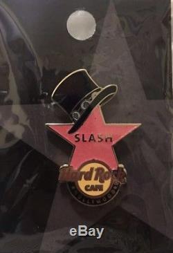 Hard Rock Café Hollywood Slash Star Pin