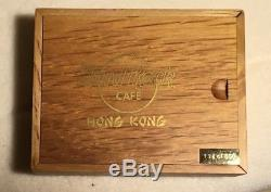 Hard Rock Cafe Hong Kong Grand Anniversaire Du Dragon 2002 Ltd Ed. Boite Rare
