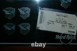 Hard Rock Café Hrc Imagine Dragons 11 Pins And Display Set 2015 Uk Tour Ltd Edtn
