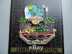 Hard Rock Cafe Icône De La Ville Htti Worldwide De Santiago City Pin Sur Carte