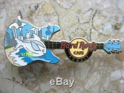 Hard Rock Cafe Koweït Fish Guitar Pin Le 100