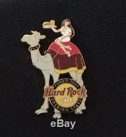 Hard Rock Cafe Koweït Grand Opening Pin Personnel Limited Edition