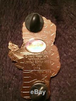 Hard Rock Café Las Vegas 2007 Prince Bear Série Pin Le 300 Très Rare
