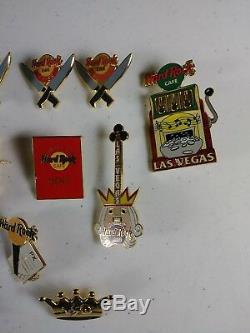 Hard Rock Café Las Vegas Pins 20ct