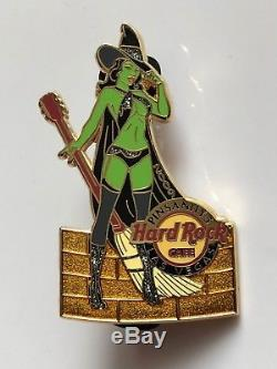 Hard Rock Cafe Las Vegas Pinsanity Ensemble De 6 Épingles Fille Le 2009, Wizard Of Oz
