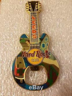 Hard Rock Cafe, Leeds, Aimant Ouvre-bouteille, Vhtf, Café Fermé