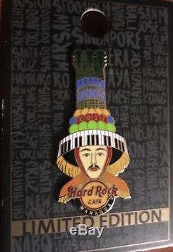 Hard Rock Cafe Managua Grande Broche D'ouverture Édition Limitée (nicaragua)
