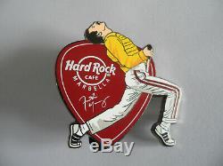 Hard Rock Cafe Marbella 2018 Freddie Mercure Pour Une Journée Le 100 Hrc Queen Pin