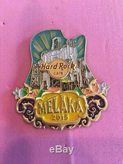 Hard Rock Cafe Melaka 2015 Ville Icons Série 100 Le