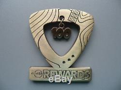 Hard Rock Cafe Milestone Rewards 100 Ème Visite Du Hrc Gold Series Htf