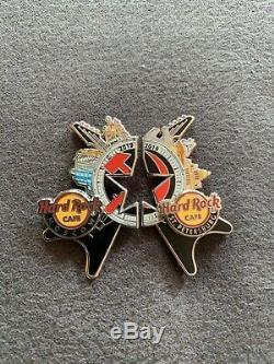 Hard Rock Cafe Moscou Saint-pétersbourg Puzzle Pins