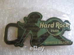 Hard Rock Cafe Myrtle Beach Park Aimant Ouvre-bouteille Rare, Fermé