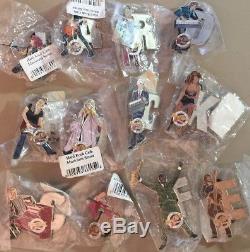 Hard Rock Cafe Nagoya 2001 Musician Letter Série 12 Puzzle Puzzle Set 30 Ans 30e