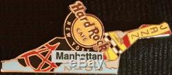 Hard Rock Cafe New York 2012 Rock Map Jeu De Nip Pour 5 Boroughs # 64886