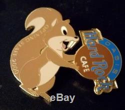 Hard Rock Cafe Oasis Inauguration De Staff Squirrel 2000