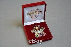 Hard Rock Cafe Panama City Grand Pin Ouverture Édition Limitée Dans La Boîte