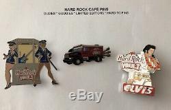 Hard Rock Cafe Pin Collection Staff, Ensemble, Édition Limitée, 50 Pins Pour $ 110,00