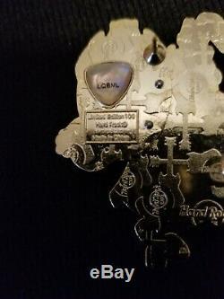 Hard Rock Cafe Pin - Disney Fairy Tale Rockin Super-vilains De La Série - 2015 - Le100