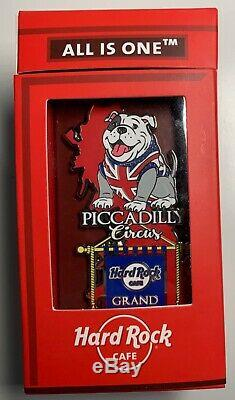 Hard Rock Cafe Pin Ouverture Officielle 2019 Limited Edition Bulldog