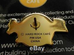 Hard Rock Cafe Pin Premier Logo Pin Pour Hard Rock Park Myrtle Beach Park 2005