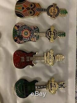 Hard Rock Cafe Pins Lot (29) Personnel D'ouverture Et Gran Ouverture, Exelent Condi