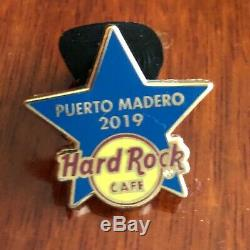 Hard Rock Cafe Puerto Madero Personnel Grand Ouverture Broche D'entraînement