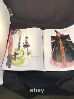 Hard Rock Cafe Punk Goth Barbie #6 Dans La Boîte À Menthe Seriesnrf
