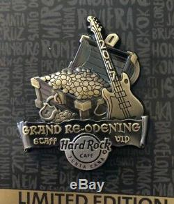 Hard Rock Cafe Punta Cana Grand Personnel D'ouverture Vip 2017 Pin 100 Made2nd Version