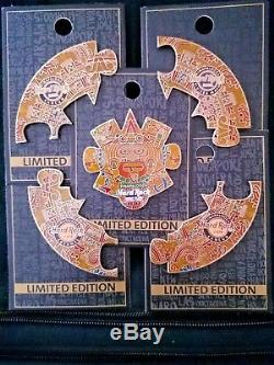 Hard Rock Cafe Puzzle Calendrier Maya Riviera Maya, Pins De Cancun Et Cozumel