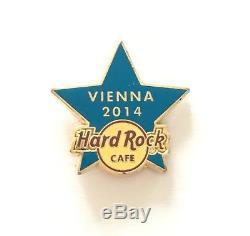 Hard Rock Cafe Vienne Etude De Formation Le50 Rare