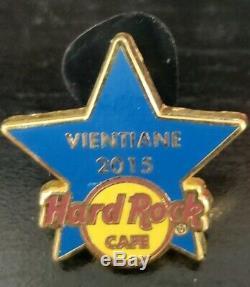 Hard Rock Cafe Vientiane Étoile D'entraînement