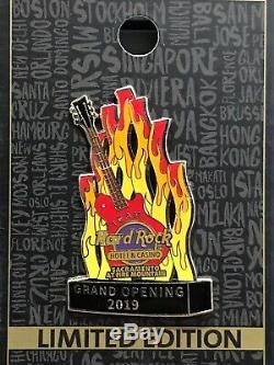 Hôtel Hard Rock Grand Personnel Ouverture Sacramento Pin