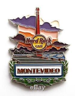 Hrc Hard Rock Cafe, Icône De La Ville De Montevideo