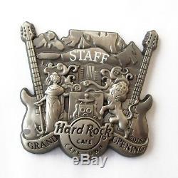 Hrc Hard Rock Cafe La Grande Ouverture Du Cap Au Personnel