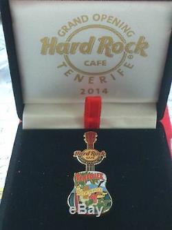 Hrc Hard Rock Cafe Ténérife Grande Inauguration Vip 2014 Le200 XL Photos