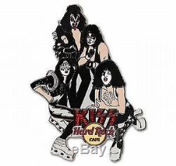 Kiss Groupe Hard Pin Café Café Riot Le 100 2006